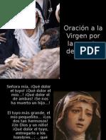 Oración de Virgen Por La Muerte De Su Hijo