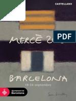 Program Merce 2015