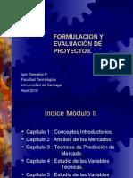 formulacion y evaluacion de proyectos Cap 1