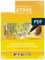 Linguistica Aplicada Ao Ensino Do Portugues