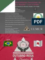União de Fraternidades Femininas de Uberaba e Região