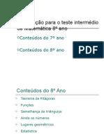 Matematica_Conteúdos Do 7º Ano