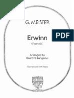 Meister Erwinnfant.