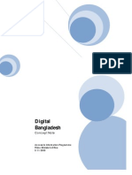 Digital Bangladesh Concept Note