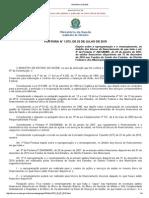 Portaria 1073.2015 - Ministério Da Saúde