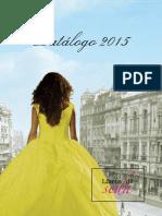 2015 - Catalogo Libros de Seda