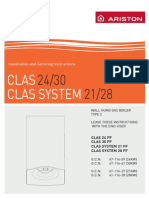 Ariston Clas24 30