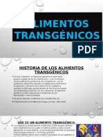 Alimentos Transgénicos Ppt Gamboa Fred