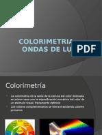 Colorimetria-Ondas de Luz