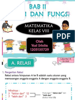 PPT Relasi & Fungsi
