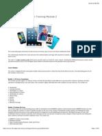IOS Device Qualification Training Module 2