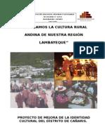 Festival de Musica Danza y Platos Tipi