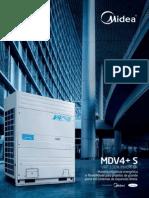 Condensadores Midea MDV4