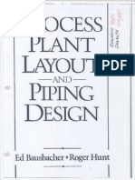 Industrial Process Plant & Piping Design