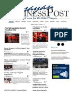 Visayan Business Post 25.10.15