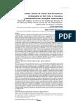 prevenção e controle de infecção hospitalar