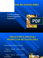 Pasteleria y Reposteria