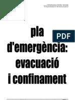 Pla d'Emergència