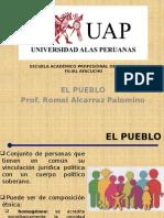 7. EL PUEBLO