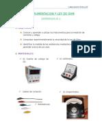 Instrumentacion y Ley de Ohm - 2 (1)
