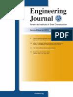 AISC Engineering Journal 2015 Second Quarter Vol 52-2