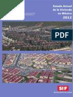 Estado Actual de La Vivienda en México 2012