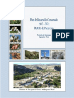 Pdc Pacaycasa 2012 - 2021