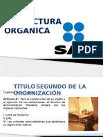Estructura Del SAT