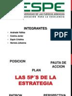 Trabajo de Planificación Estratégica
