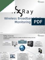 Fracton Qoe Monitoring