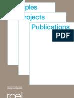Brochure Roel Design Management