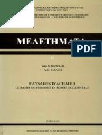 Paysages d' Achaie I