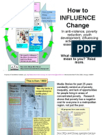 How to Influence Change