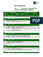 PlantillaPlanTutorial-GradoSegundoProgramación Orientada1314