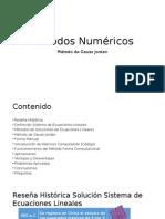 Presentacion Gauss Jordan