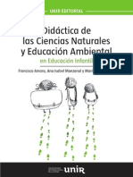 Didactica Ciencias Naturales ducacion Infantil