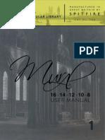 Mural Vol 1 User Manual v1.0