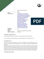 PS04 Teorias y Sistemas Psicologicos 201502