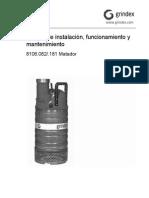 Gx Manual-iom 8106 Matador Es