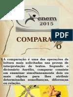 ENEM - A COMPARAÇÃO.pptx