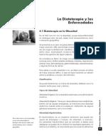 MEDICINA NATURAL IV. Capitulo 4. Dietoterapia y Las Enfermedades
