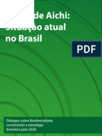 Metas de Aichi Situao Atual No Brasil 2011 Download 147