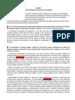 Raport de audit la Primăria Ialoveni 2014-2015