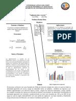 Informe 2 Aglomeracion y Curado
