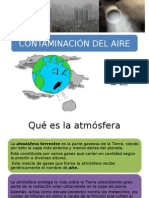 1.5 Contaminación Del Aire