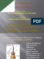 Guitarra Valenciana o Española