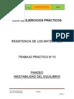 TP 13 Torsión Resistencia de los materiales