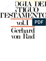Von Rad, Gerhard - Teologia Del Antiguo Test Amen To 01