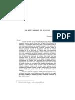Letoublon La Rethorique Du Suicide Article Mom 0151-7015 2006 Act 36-1-1062