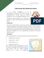 Analisis p. de Coishco